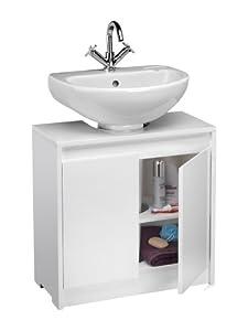 Croydex mobile sottolavabo da bagno montaggio facile - Sottolavabo bagno amazon ...