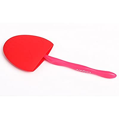 Abill Essential Outdoor Travel Portable Folding Silicone Strawberry-Shaped Cup