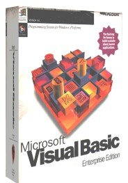 Microsoft Visual Basic Enterprise Edition 4.0