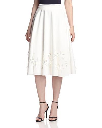 Gracia Women's Floral Punch Neoprene Skirt