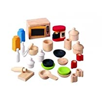 Plan Toys Acc. For Kitchen & Tableware
