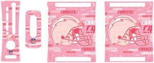 NFL - San Diego Chargers - San Diego Chargers - Blast Pink - Microsoft Xbox 360... by Skinit