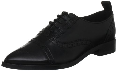 Bertie Women's Black Casual Lace Ups LEODIE 4 UK