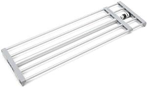 Wenko 4235011100 - Estantería extensible (70 a 120 cm)