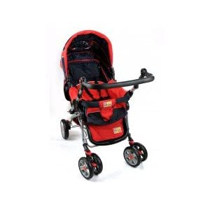 BABY PRAM | RED