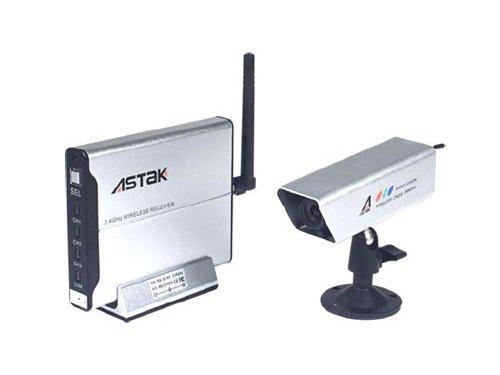 Astak Wireless Kamera mit Receiver und Nachtsicht