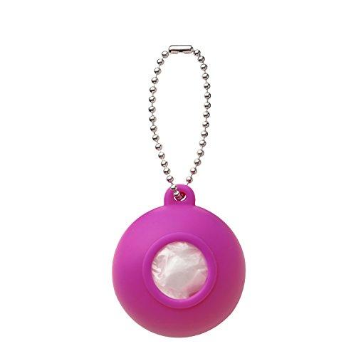 +d ポケット ピンク 【レジ袋をコンパクトに携帯】 DA-1020-PK
