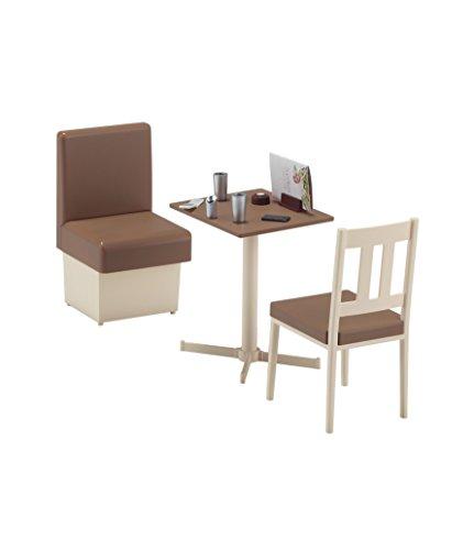 1/12 ファミレスのテーブルと椅子 (FA07)
