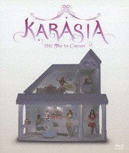 KARA 1st JAPAN TOUR 2012 KARASIA(初回限定盤) [Blu-ray]
