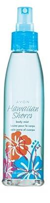 Avon Hawaiian Shores Body Mist Fragrance 150ml5.0 Fl Oz