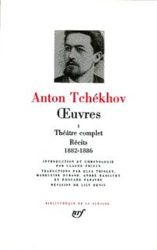 Tchékhov : Oeuvres, tome 3