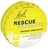 Rescue Remedy Pastilles Orange Bach Flower Essences 50 g Lozenge