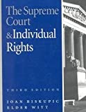 The Supreme Court & Individual Rights