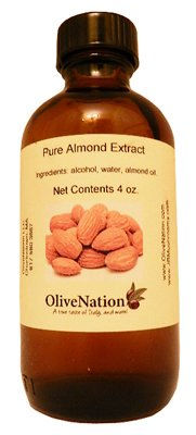 Pure Almond Extract by JR Mushrooms