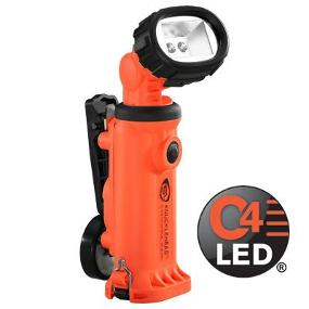 The Streamlight Knucklehead Articulating Head Work Light Features Powerful C4 LED Technology