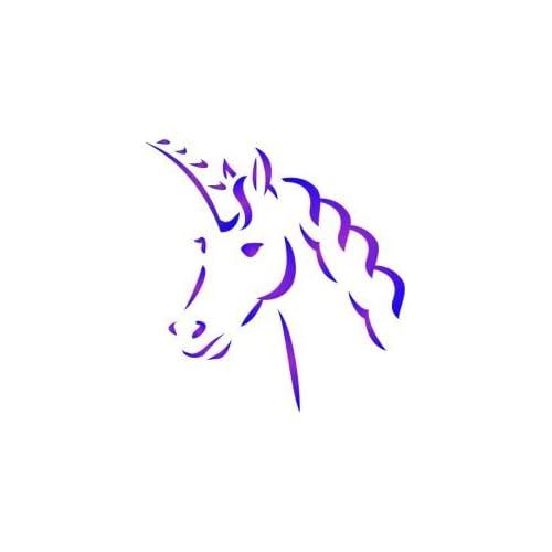 Amazon.com : Tattoo Stencil - Unicorn - #120 : Tattooing Products