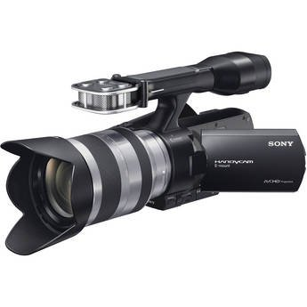Sony NEX-VG20H - NEXVG20H - Interchangeable Lens HD Handycam Camcorder with 18-200mm Lens