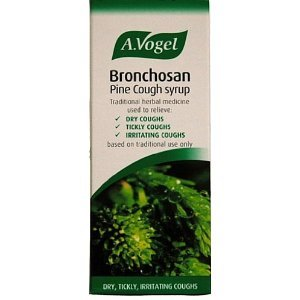 A.Vogel Bronchosan Natural Pine Cough Syrup 100ml