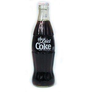 Diet Coke 24x330ml Gla...