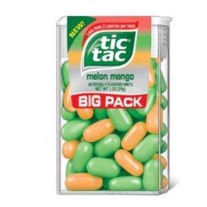 Tic Tac Melon Mango, 1-Ounce, 12-Count