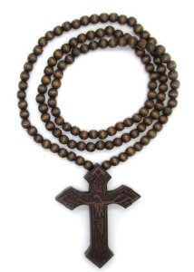 Wooden Cross Necklace Patterns