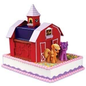 Amazon.com: My Little Pony Birthday Cake Decorating Kit ...