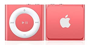 Apple iPod shuffle (5GEN) - Reproductor de MP3 (2 GB de capacidad) color rosa