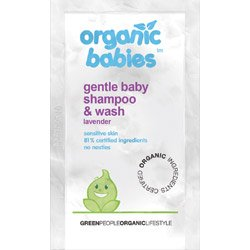 Green People Baby Wash Lavender 150ml