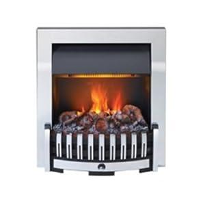 Dimplex Danville Chrome Dnv20ch Electric Fire Place Insert Fire Kitchen Home