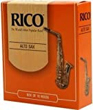 Rico Instrument Reeds - Alto Sax-2.5 - 10 set