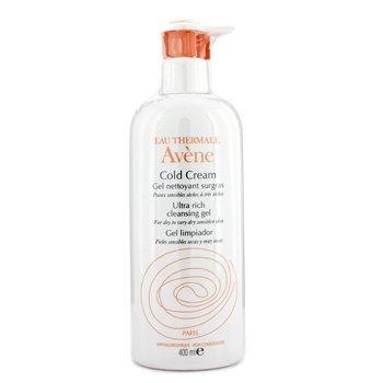 Avene Cold Cream Ultra Rich Cleansing Gel - 400ml/13.52oz