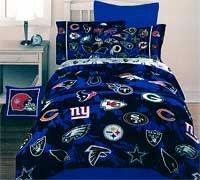 Nfl All Teams Queen Bedding