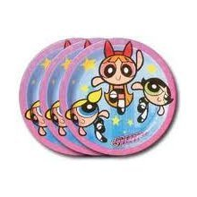An American Greetings Company The Powerpuff Girls 8 Dinner Plates at Sears.com