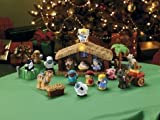 Little People Christmas Story Nativity Scene Playset