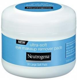 Neutrogena Eye Makeup Remover Pads, 30 Count