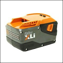 RIGID RIDGID R8823 Impact Replacement 24-Volt 2.8Ah Li-Ion Battery # 130377008 at Sears.com