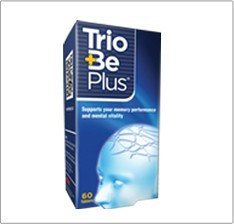 TrioBe® Plus - High dose of 3 essential B vitamins to support memory and cognitive performance