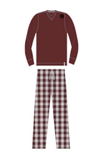 New Mens JOCKEY Designer Fashion 100% Cotton Long Pyjama nightwear lounge wear