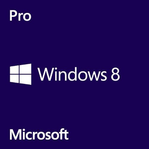 Microsoft Windows 8 Professional System Builder OEM DVD 64-Bit