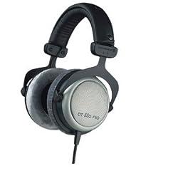 TEAC Beyerdynamic セミオープン型業務用ヘッドフォン DT880 PRO