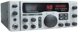 Galaxy 40 Channel Base Station CB Radio With 6 Digit Frequency Counter Large Easy-To-Read Meter