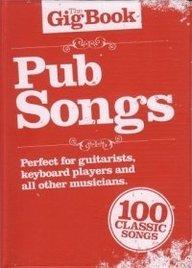 Pub Songs (Gig Book)