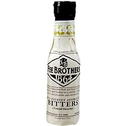 Fee Brothers Old Fashioned Aromatic Bitters: 4 oz