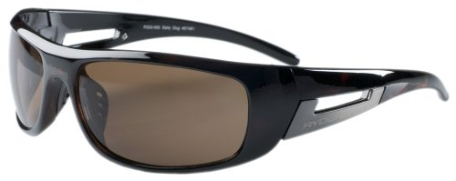 Ryders Eyewear Salty Dog Sunglasses, Tortoise Frame/Brown Lens