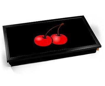 Pac Man Retro Cherries Laptop Lap Tray Pc Laptoptisch