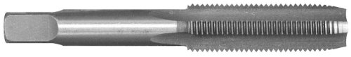 Century Drill and Tool 95111 High Carbon Steel Fractional Plug Tap, 1/2-13 NC