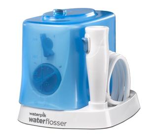The Waterpik Nano Water Flosser lid is also a cover.