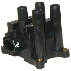 Ford Ka 1.3i Petrol (2002-) Coils BLOCK TYPE COIL by FuelParts