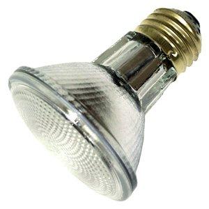 GE 14927 Edison PAR20 Halogen Bulb, 50-Watt