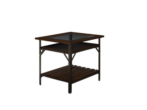 Cheap Hammary Mercantile Rectangular End Table (050-915)